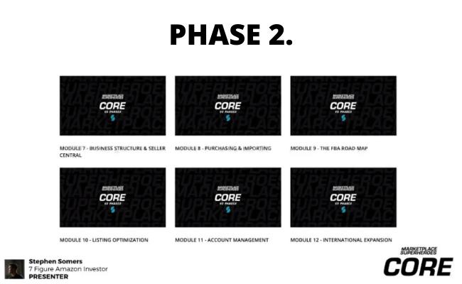 MarketPlace SuperHeroes Phase Two