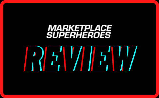 MarketPlace SuperHeroes Review