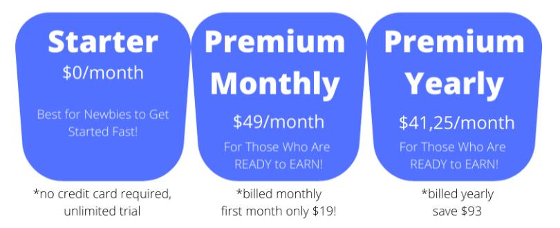 WA Starter & Premium