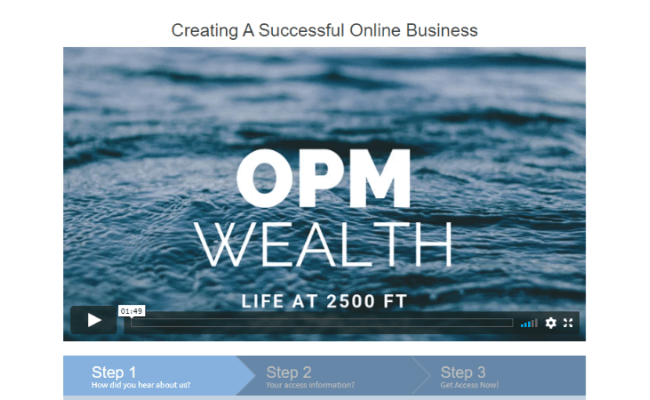 OPM Wealth Review - Intro Video