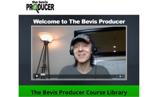 The Bevis Producer 2 Review - Training Area