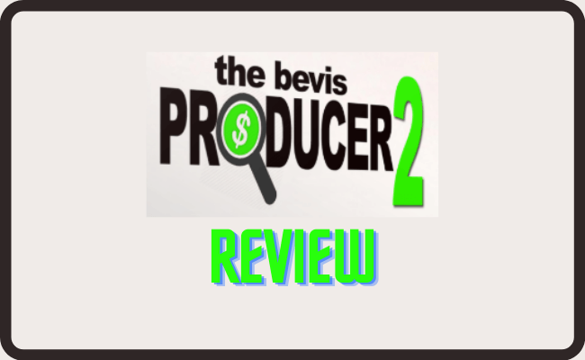 The Bevis Producer 2 Review