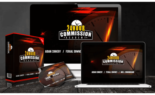 24 Hour Commission Academy Product Features