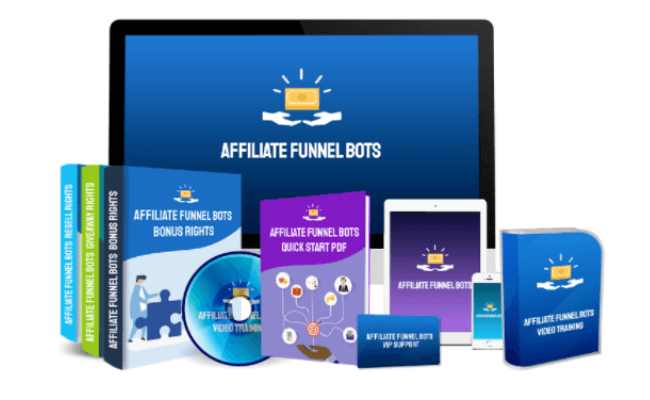 Affiliate Funnel Bots Features