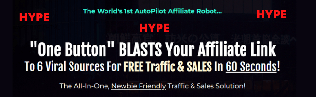 Affiliate Robot Hype