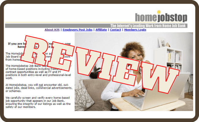 Home Job Stop Review