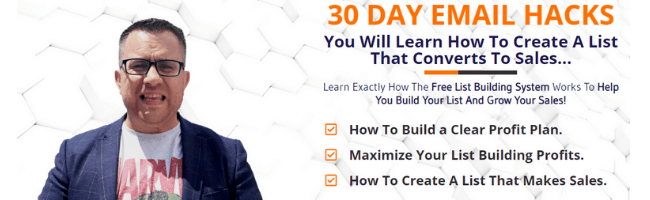 30 Days Email Marketing Journey Hacks