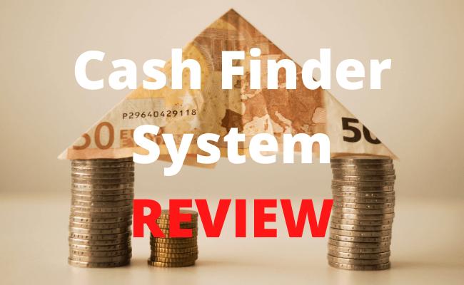 Cash Finder System Review