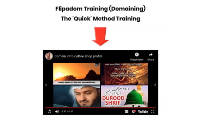 Coffee Shop Profits Flipping Sites Training