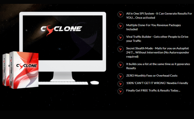 Cyclone Software Review
