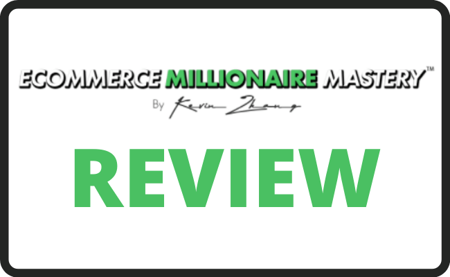 Ecommerce Millionaire Mastery Review