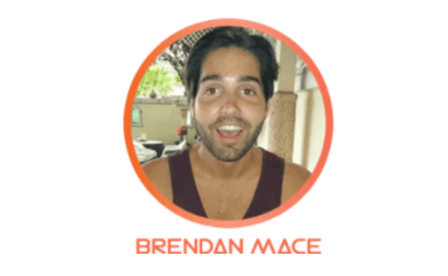Formula 10K Brendan Mace