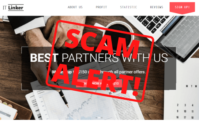 IT Linker Review Scam