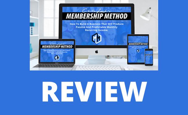 Membership Method Review