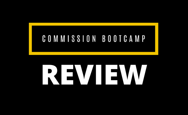 My Commission Bootcamp Review