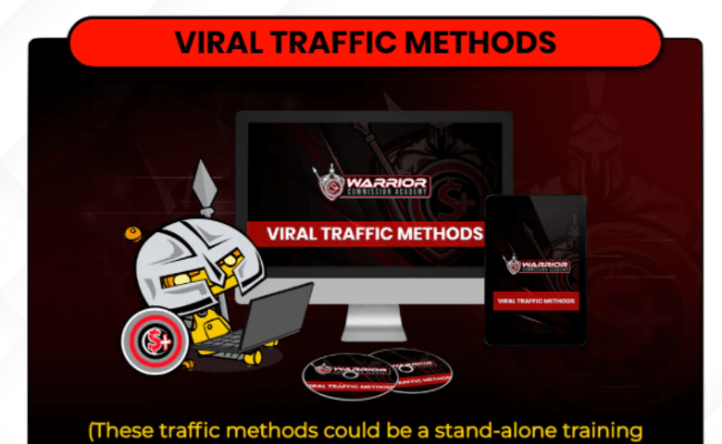 Warrior Commission Academy Viral Traffic