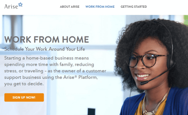 Arise Work From Home Review
