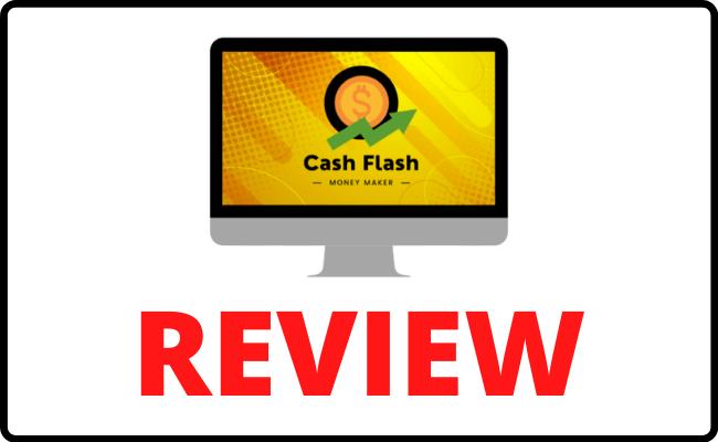 Cash Flash Review - Scam or Legit