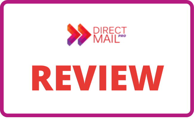 Direct Mail Pro Review