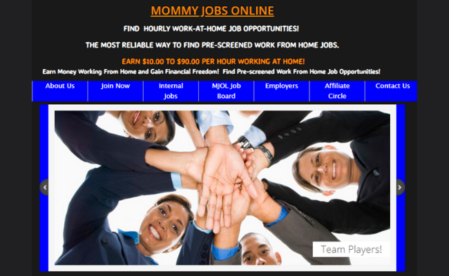 Mommy Jobs Online Review