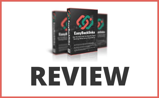 Easy Backlinks Review