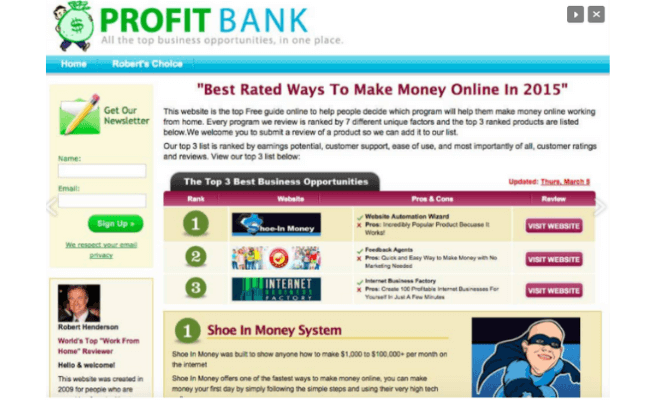 Profit Bank Duplicated Pages