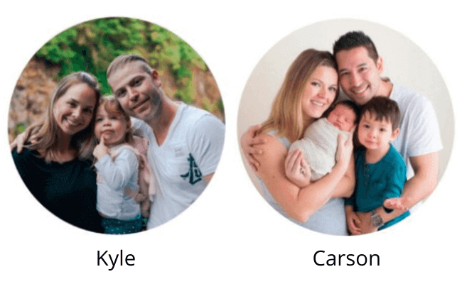 Wealthy Affiliate Review - Kyle and Carson