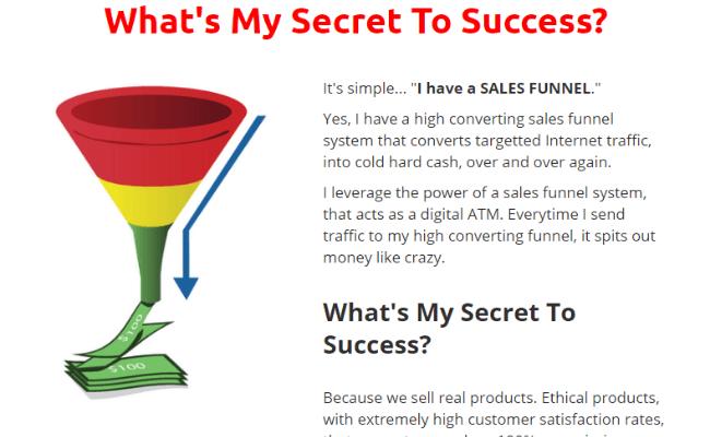 5K Formula Sales Funnels