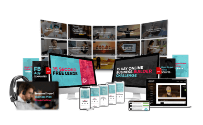 15 Second Free Leads Content