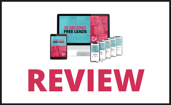 15 Second Free Leads Review
