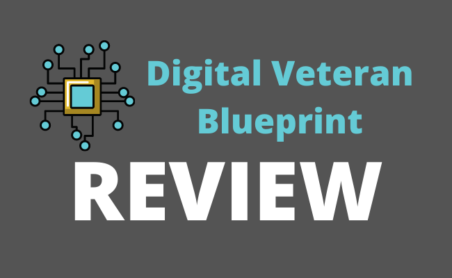 Digital Veteran Blueprint Review