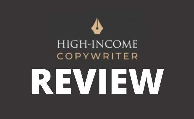 High Income Copywriter Review