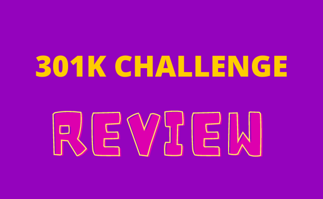 301K Challenge Review
