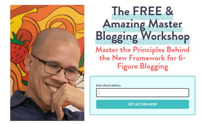 Blog Simple Framework Review - Masterclass