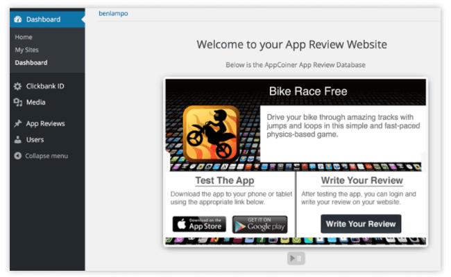 Write App Reviews Review - Step 2