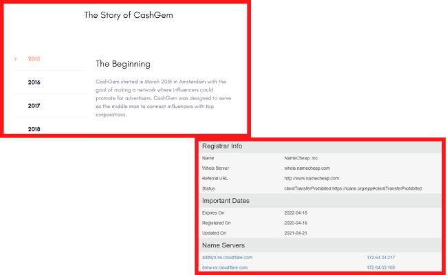 CashGem Scam Legit Review 3