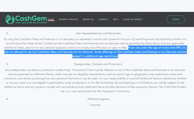 CashGem Scam Legit Review 6