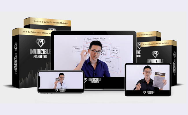 Invincible Marketer Review Course