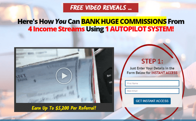 Multiple Income Funnel Review - Sales Page