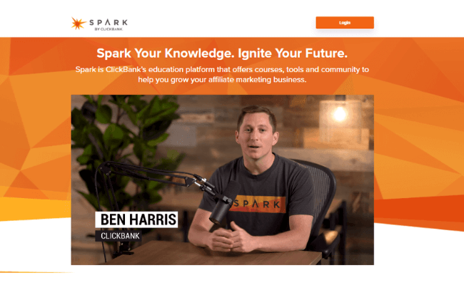 Spark By ClickBank Official Website