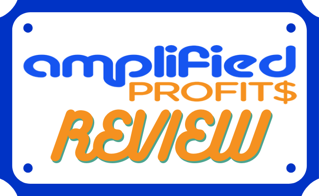 Amplified Profits Review