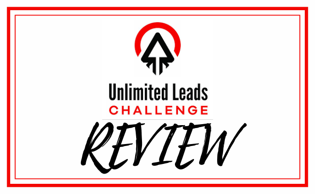 Unlimited Leads Challenge Review